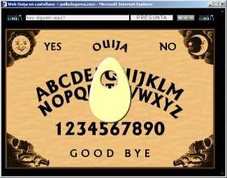 ¡Juega a la Ouija!